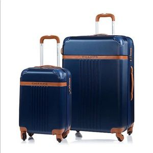 Champs luggage and carry set